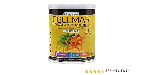Drasanvi Collmar Colageno Magnesio + Acido Hialuronico + Curcuma ...
