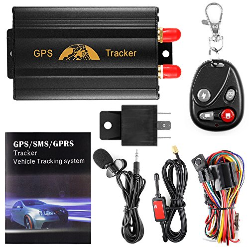 Afunta Vehicle Car Gps Tracker 103b With Remote Control