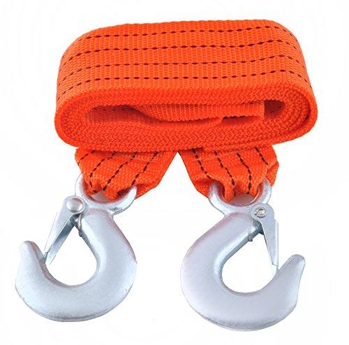 Corde avec crochets de fixation pour hamac 3m 1stück Suspension Fauteuil suspendu # 1720 Iso Trade