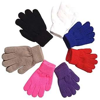 Amazon.com: Eilin Children Warm Magic Gloves Toddler