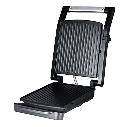ZZ SM312 Gourmet Health and Contact Grill Panini Press and Sandwich Maker with Large Cooking Surface