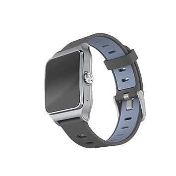 Montre Connectée Femme Électronique Sportive P1C Contrôle Plein écran GPS Montre Intelligente Bracelet Pédomètre Traqueur de