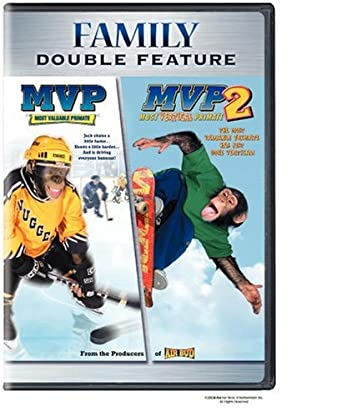 Amazon com: MVP Most Valuable Primate / MVP 2 Most Vertical