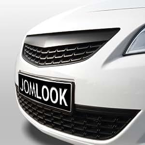 JOM 6320069OE Calandre JOM, Opel Astra J09, sin emblema, negra