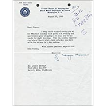 The Fbi Story: J. Edgar Hoover, James Stewart And Mervyn Leroy