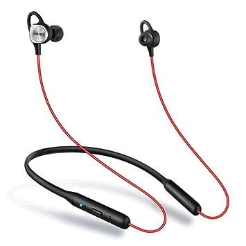 ce756aec1d0 Amazon.com: Meizu Headphone Bluetooth Headphone Neckband Sports Earbuds  Wireess Headphones with Mic in Ear Headphones Magnetic Earphone Sweatproof  Light ...