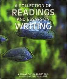Essays on writing