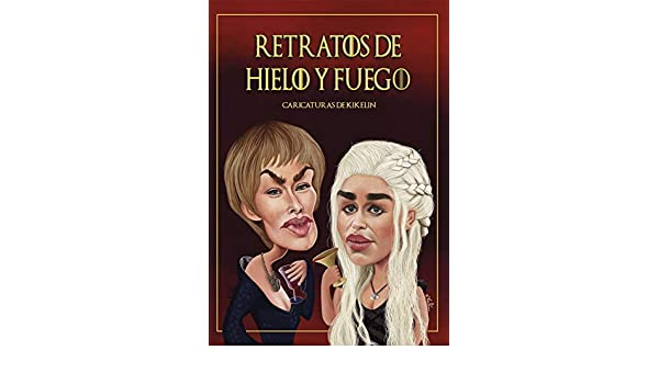 Amazon.com: Retratos de hielo y fuego (Albúm ilustrado nº 1) (Spanish Edition) eBook: Enrique Payá: Kindle Store