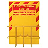 Right-To-Know Center Without Binder, Sign