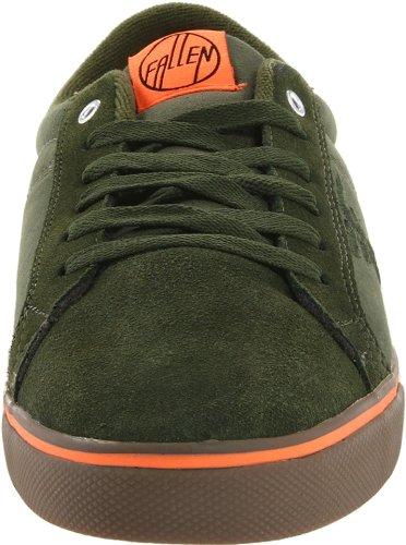 Fallen Green Adulto h Da Unisex Scarpe Skateboard Vert wnrZqwav