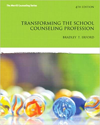 Amazon transforming the school counseling profession 4th transforming the school counseling profession 4th edition merrill counseling hardcover 4th edition fandeluxe Image collections