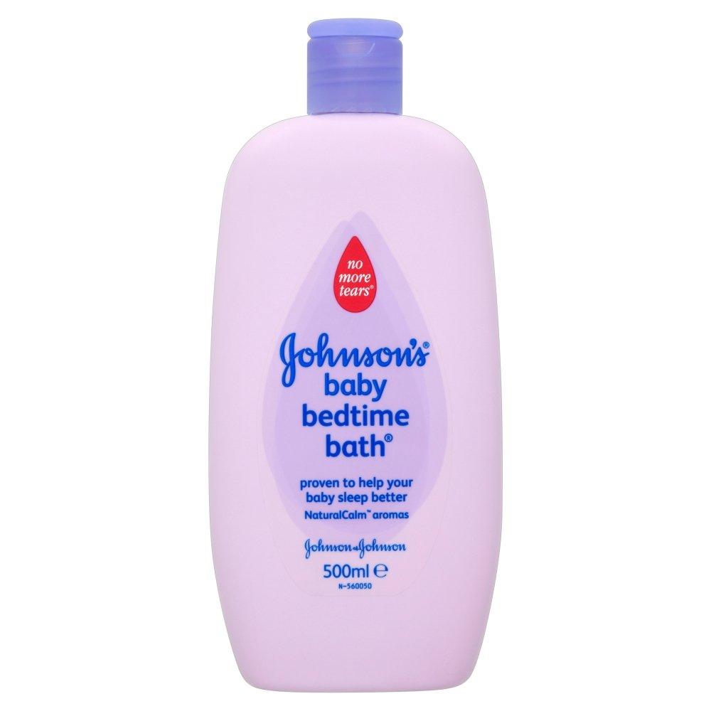 Johnson's 500ml Baby Bedtime Bath - Pack of 2 Johnson's Baby 3669803
