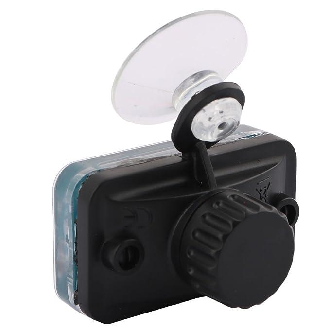 Amazon.com : DealMux LCD aquário aquário de água temperatura termômetro Digital Resistente : Pet Supplies