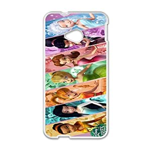 SVF Fairies Case Cover For HTC M7