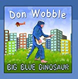 Big Blue Dinosaur