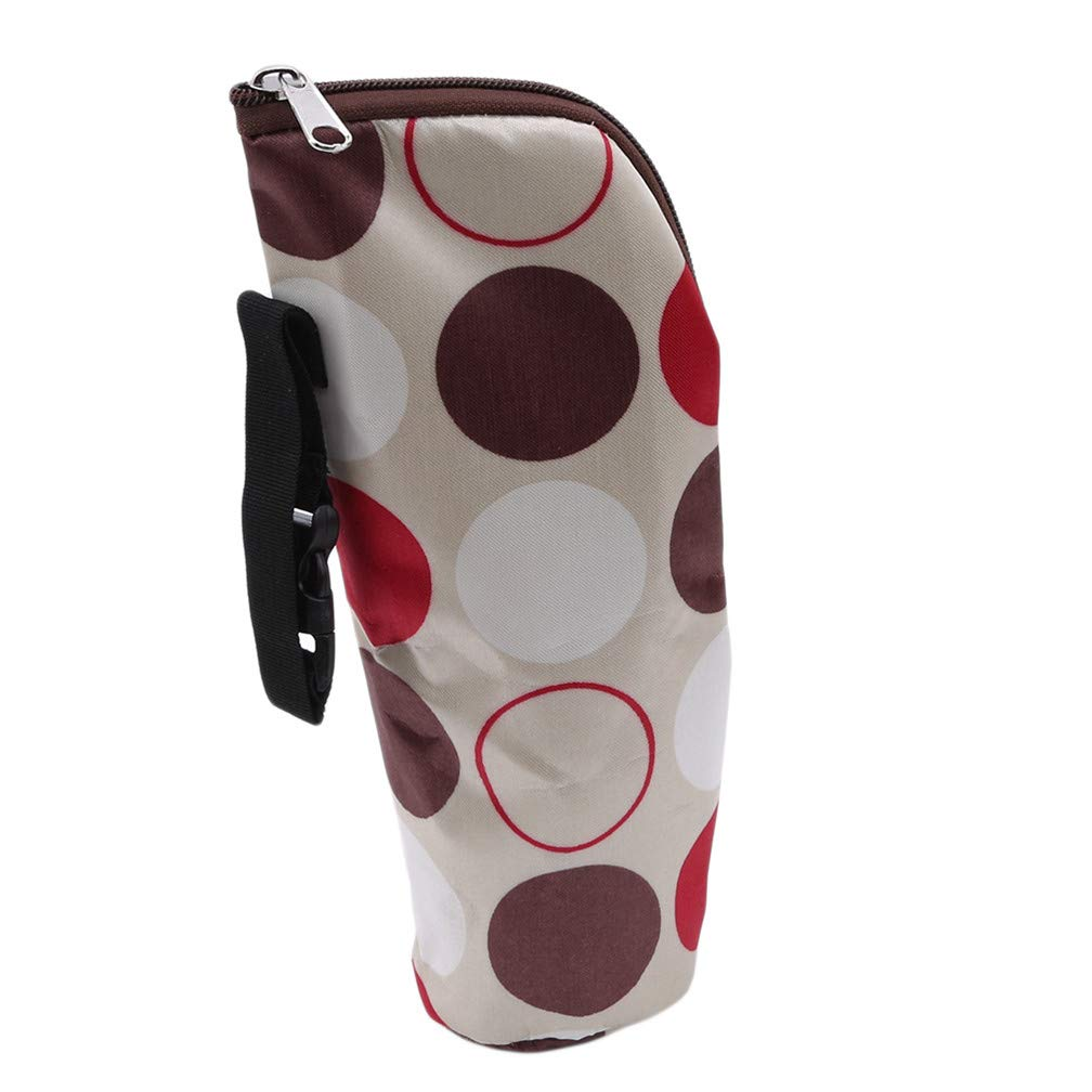 Guoshang Breast Milk Baby Bottle Cooler Bag Breastmilk Insulated Cooler Tote Durable Stylish Unisex Travel Organizer