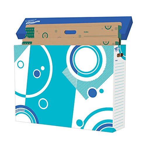 TREND enterprises, Inc. T-1022BN Chart Storage Box File 'n Save System, Pack of 2