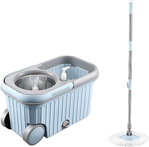 MOP - Juego de Limpieza de Cubo y Spinning con Cepillo Ajustable ...