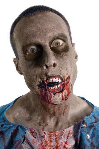 [The Walking Dead TV Show Grim Grin Latex Accessory, Multicolored, One Size] (Zombie Prosthetics)