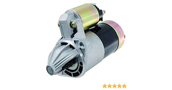 Amazon.com: New Starter For Mitsubishi Eclipse Galant DSM Chrysler Eagle Hyundai 2.0 2.0L NA & Turbo 1.6L 1.8L 2.4L: Automotive