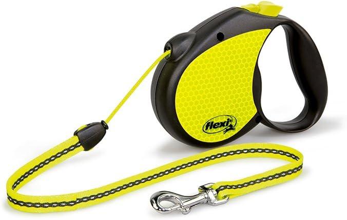 Flexi Neon Retractable Dog Leash