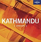 Front cover for the book Lonely Planet Citiescape Kathmandu by Joe Bindloss