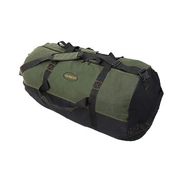 2621618c31 Ledmark Heavyweight Cotton Canvas Duffle Bag - Size Medium 24 quot  ...
