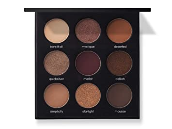 Neutral eye palette