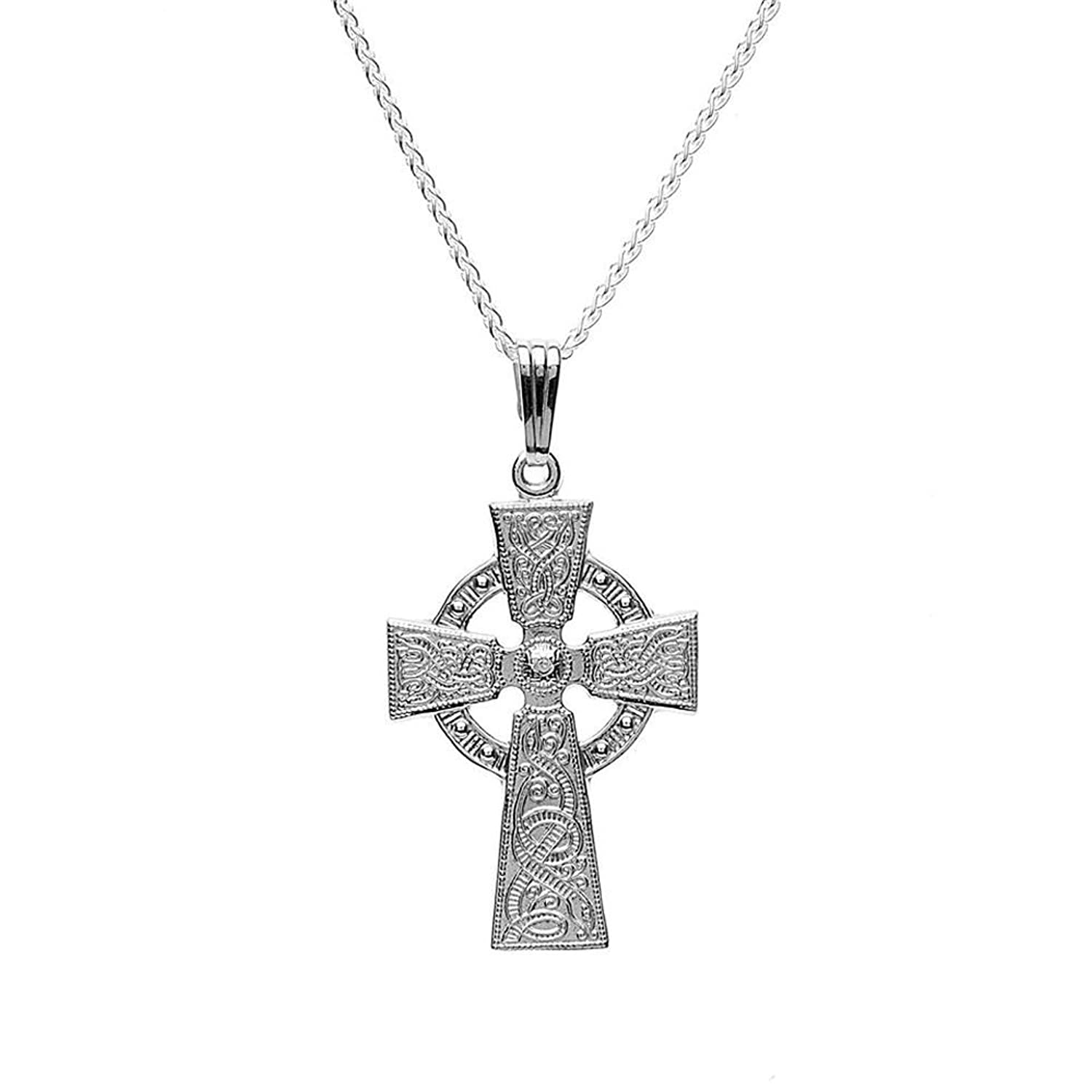 cross marble celtic product au sizes warrior sterling silver pendant set connemara