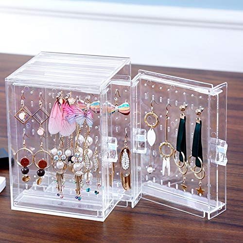 a3a7b6a4e461 Jewelry Holder - Earrings Necklace Jewelry Stand Holder Display Rack Siple  Style Plastic Stand Holder Display Shelf Jewelry Stand Holder