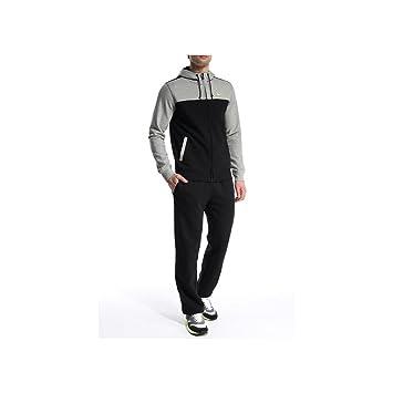 Nike Herren Trainingsanzug schwarz XXL: : Sport