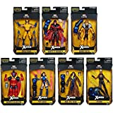 Marvel Legends X-Men Wave 3 (Set de 7 Figuras) BAF Apocalypse (Apocalipsis)