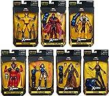 X Men Marvel Legends Wave 3 Set of 7 (Apocalypse BAF)