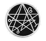 Pinsanity H.P. Lovecraft Cthulhu Necronomicon Sigil