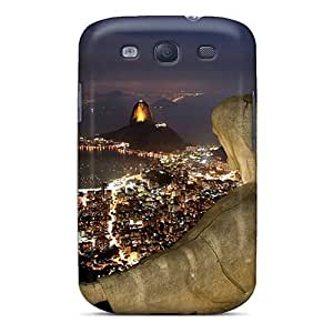 New Arrival Galaxy S3 Case Christ The Redeemer Case Cover by lolosakes