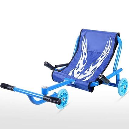 Amazon.com: SAN_Q - Motocicleta infantil con tres ruedas ...