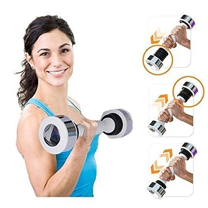 Rosa Lagarto mancuerna Shake tono Peso calorías Fitness cuerpo ejercicio brazo pecho