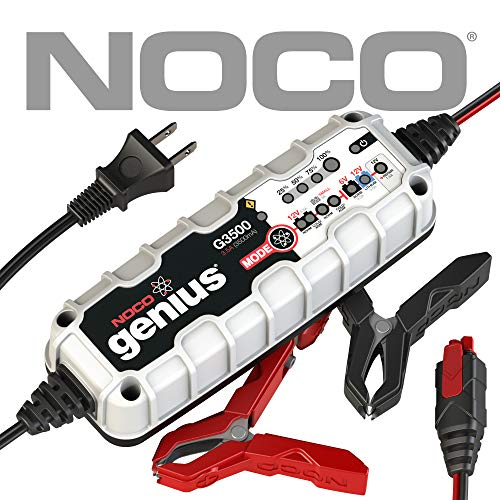 Pickup Trike - NOCO Genius G3500 6V/12V 3.5 Amp Battery Charger and Maintainer