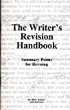 The Writers Revision Handbook, Blair Adams and Joel Stein, 0916387275