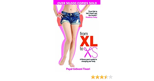 From XL to XS: A fitness gurus guide to changing your body