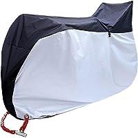 Fietshoezen Fietshoes Fietswielhoes Fietsstofhoes Binnen Buiten Brede bescherming tegen regen Stofhoes met slot, wasbaar…