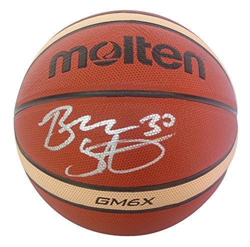 Basketball Team Signed (Team USA Breanna Stewart Autographed Hand Signed FIBA Molten Basketball with Proof Photo of Signing, Seattle Storm, Connecticut Huskies, COA)