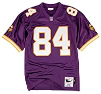 Randy Moss Minnesota Vikings Mitchell & Ness Authentic 1998 Purple NFL Jersey