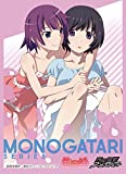 Story series Precious Memories limited sleeve Senjyogahara Hitagi & Hanekawa Tsubasa