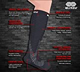 Blitzu-Compression-Socks-20-30mmHg-for-Men-Women-BEST-Recovery-Performance-Stockings-for-Running-Medical-Athletic-Edema-Diabetic-Varicose-Veins-Travel-Pregnancy-Relief-Shin-Splints-Nursing