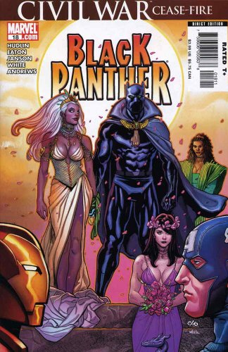 Black Panther (Issue #38)