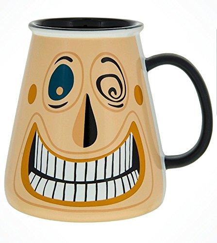 Nightmare Before Christmas Coffee Mug.Disney Parks Nightmare Before Christmas Mayor Coffee Mug