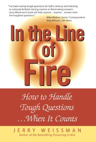 Amazon in the line of fire how to handle tough questions in the line of fire how to handle tough questionswhen it fandeluxe Gallery