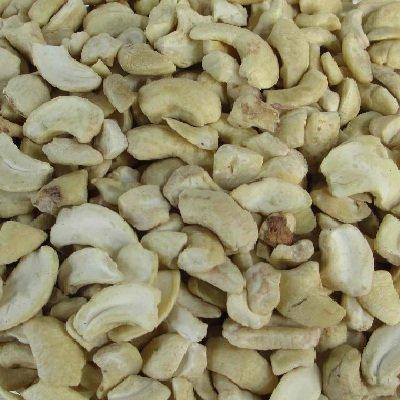 Nuts BG16649 Nuts Cshw Pcs Lg Raw Fncy - 1x25LB
