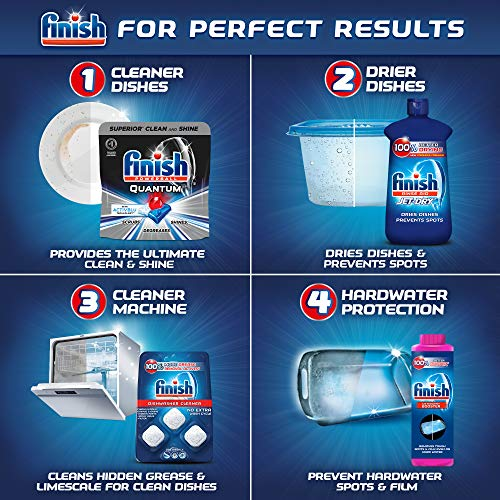 finish quantum max dishwasher tablets original 1 x 80 80 tablets